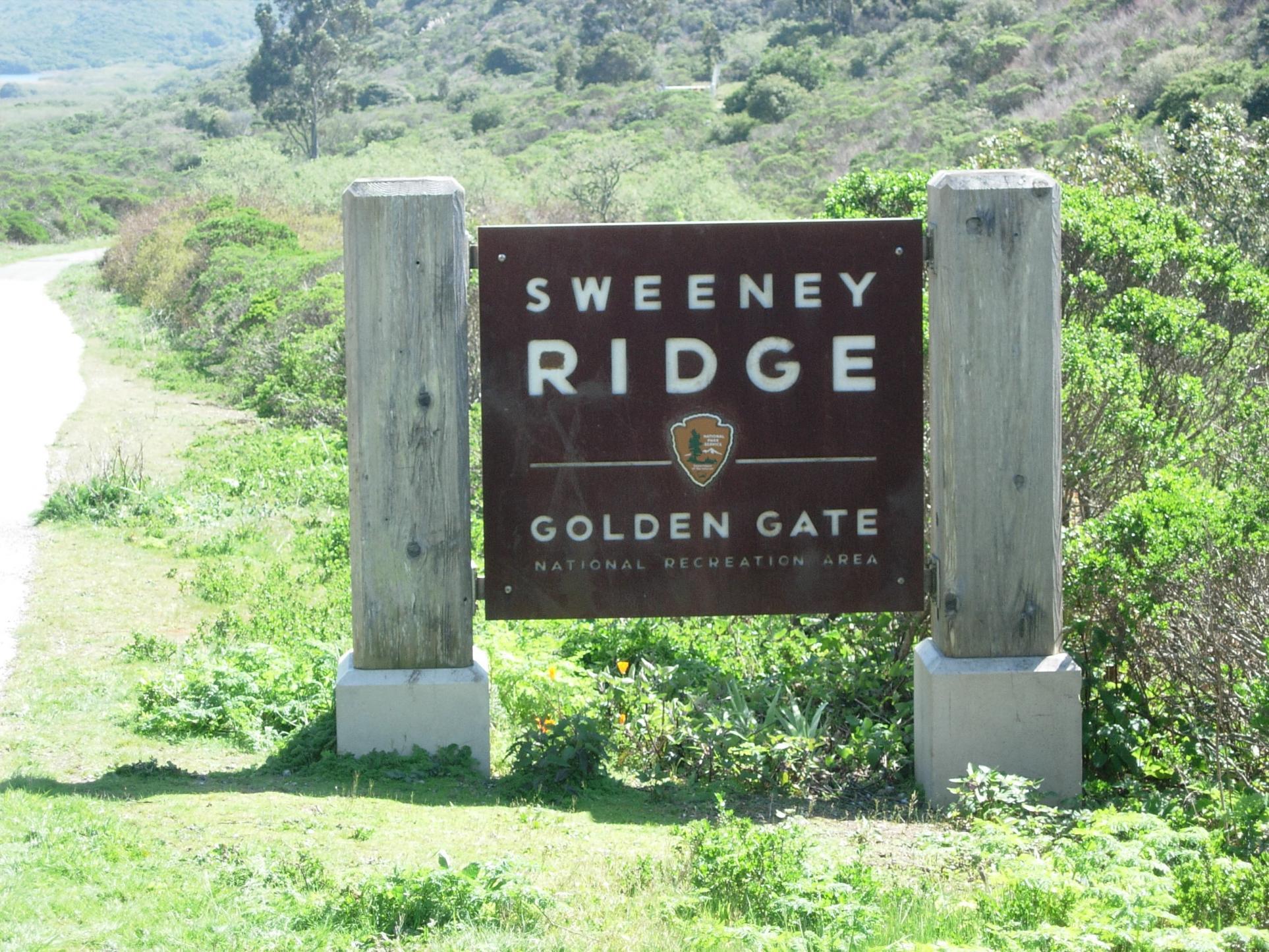 Sweeney Ridge, Golden Gate NationalPark,